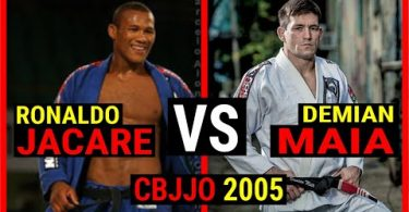 Video: Demian Maia vs Jacarè Souza (Copa Do Mundo 2005) 7