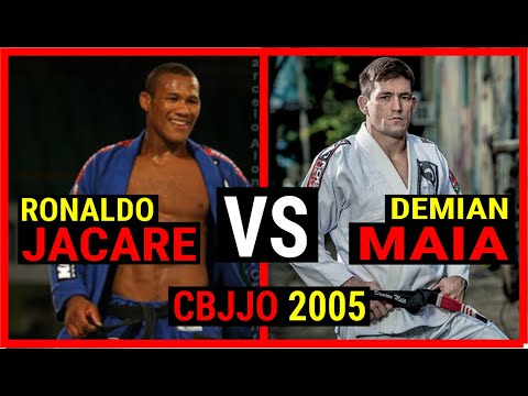 Video: Demian Maia vs Jacarè Souza (Copa Do Mundo 2005) 5