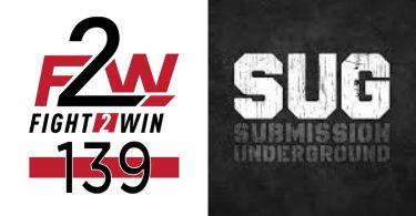Il Jiu Jitsu riparte: F2W e SUG annunciano grandi card! 8