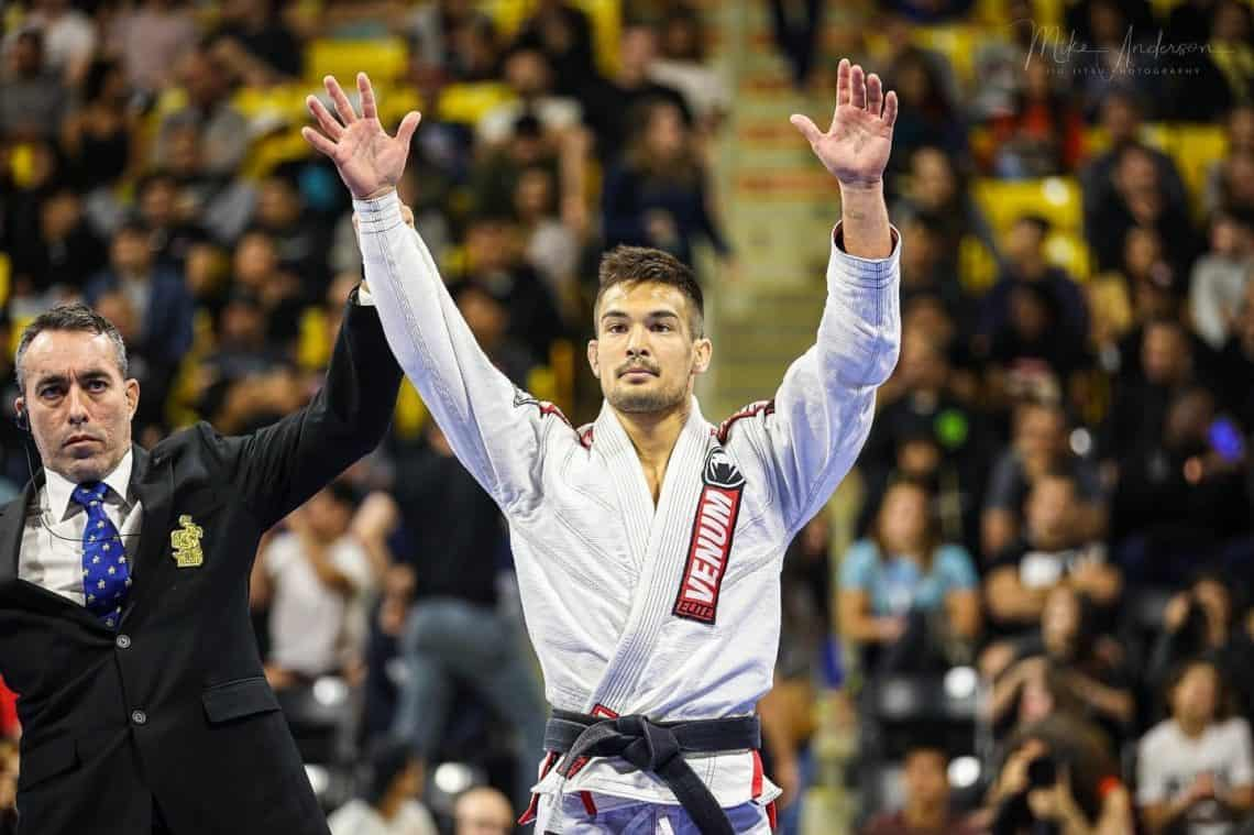Interview with Isaac Doederlein, IBJJF European Champion 2020 1