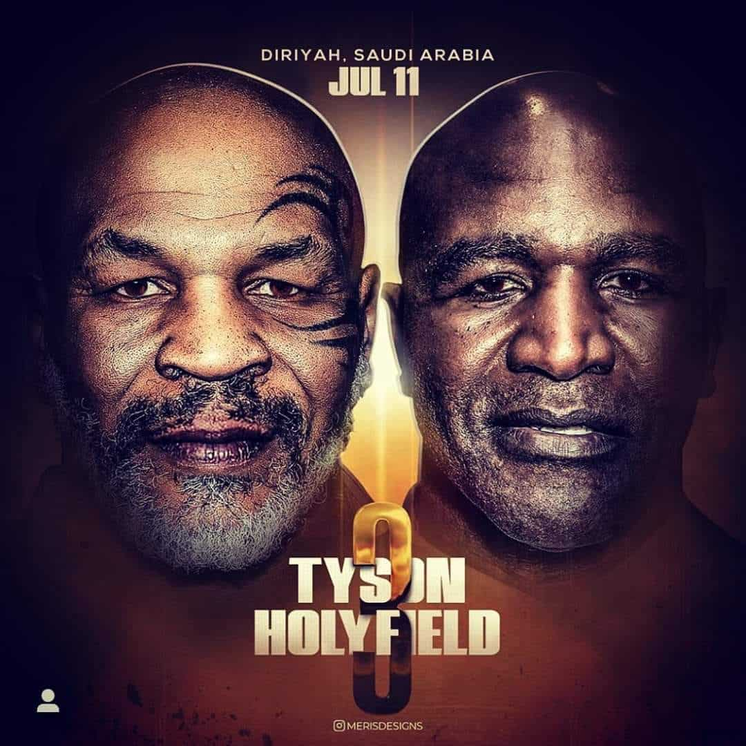 Pugilato: Tyson vs Holyfield 3 1