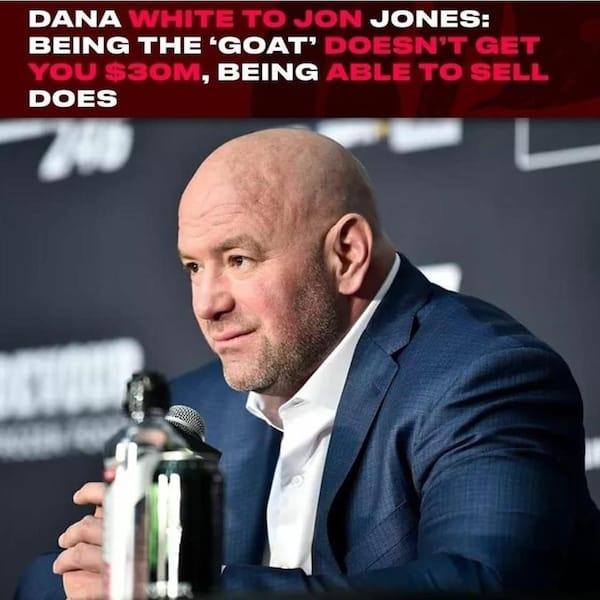 Jon Jones lascia vacante il titolo 7