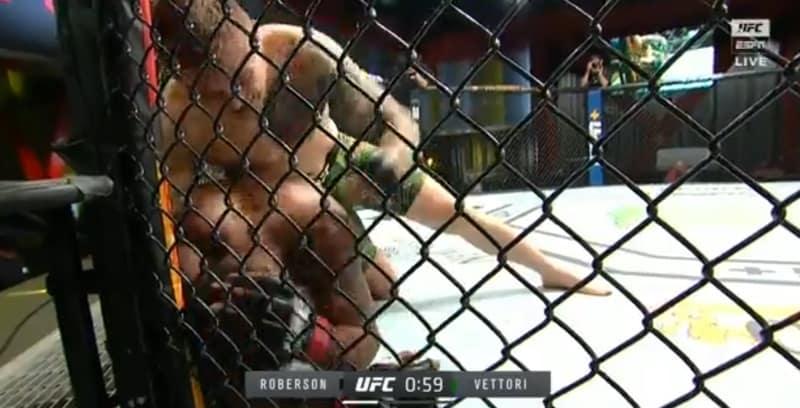 Risultati UFC on ESPN 10: Marvin Vettori vs Karl Roberson ( il match in foto) 12