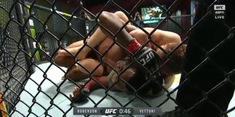 Risultati UFC on ESPN 10: Marvin Vettori vs Karl Roberson ( il match in foto) 13