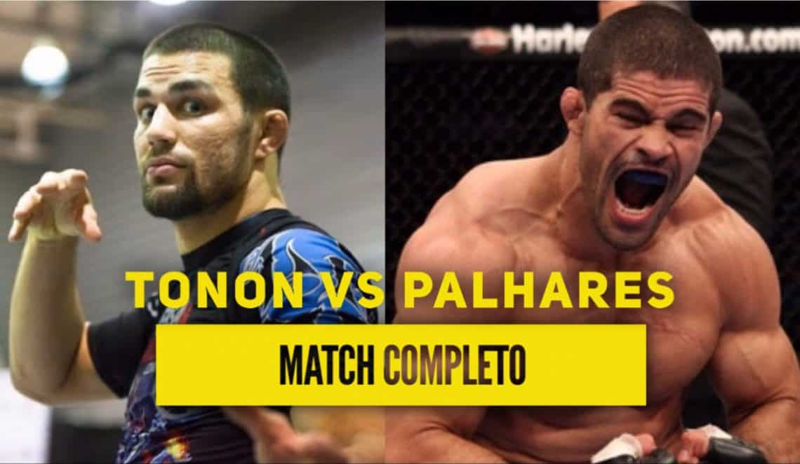 Video: Garry Tonon vs Palhares (Match Completo) 1