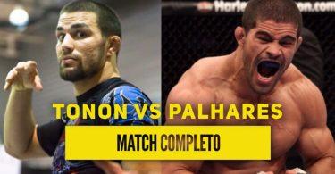 Video: Garry Tonon vs Palhares (Match Completo) 27