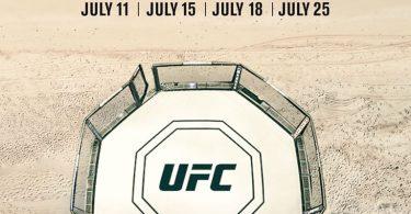 UFC Fight Island. Dove è, che match faranno... 35