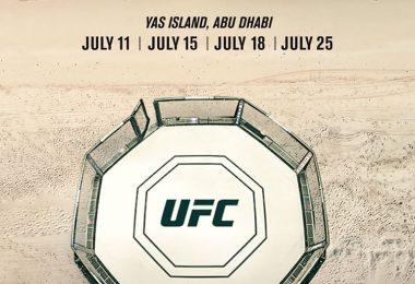 UFC Fight Island. Dove è, che match faranno... 11