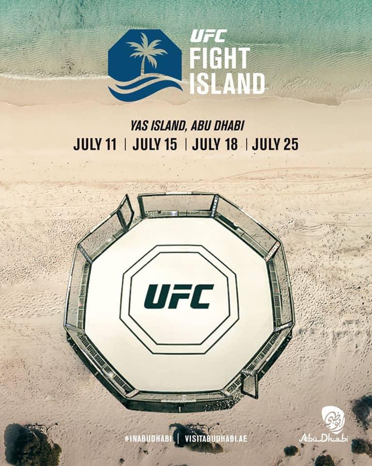UFC Fight Island. Dove è, che match faranno... 9