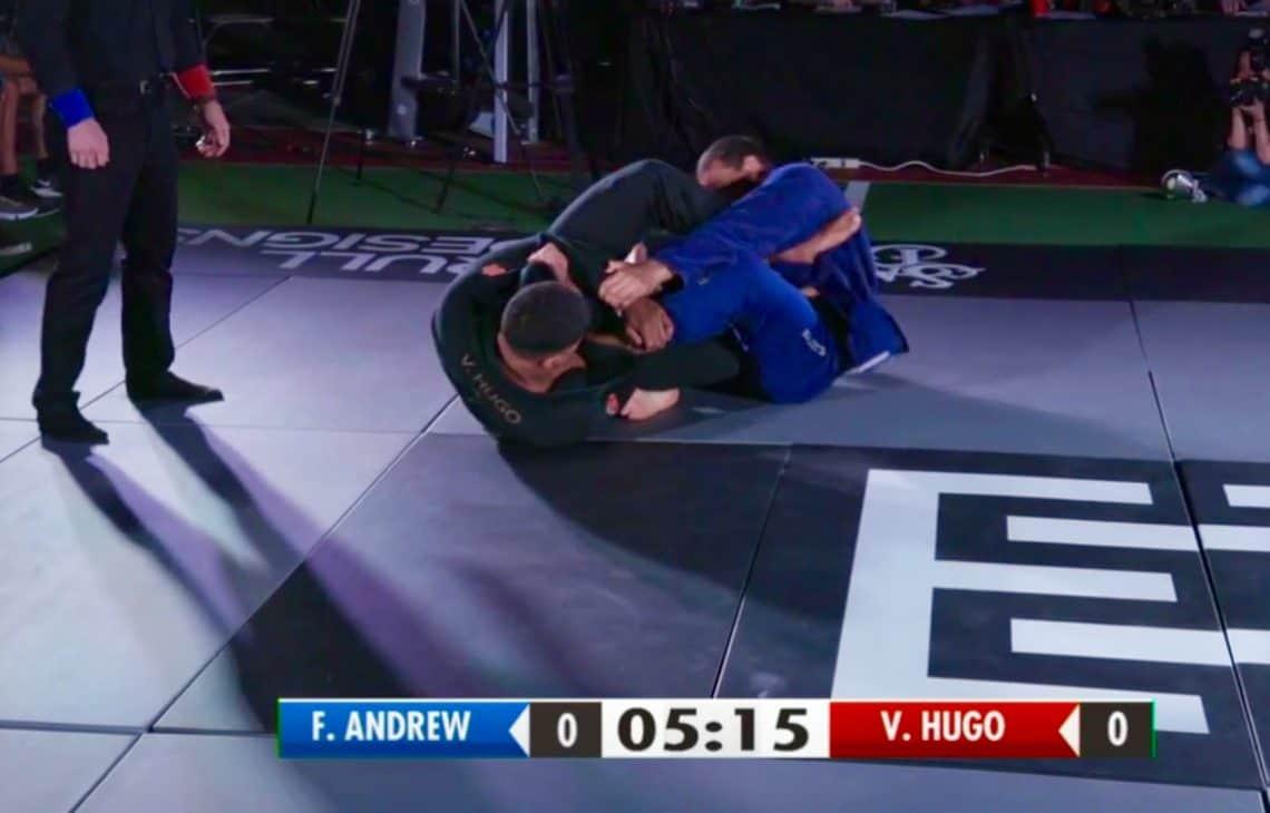 Risultati 3CG Kumite 2: un impeccabile Victor Hugo vince torneo e 10K 1