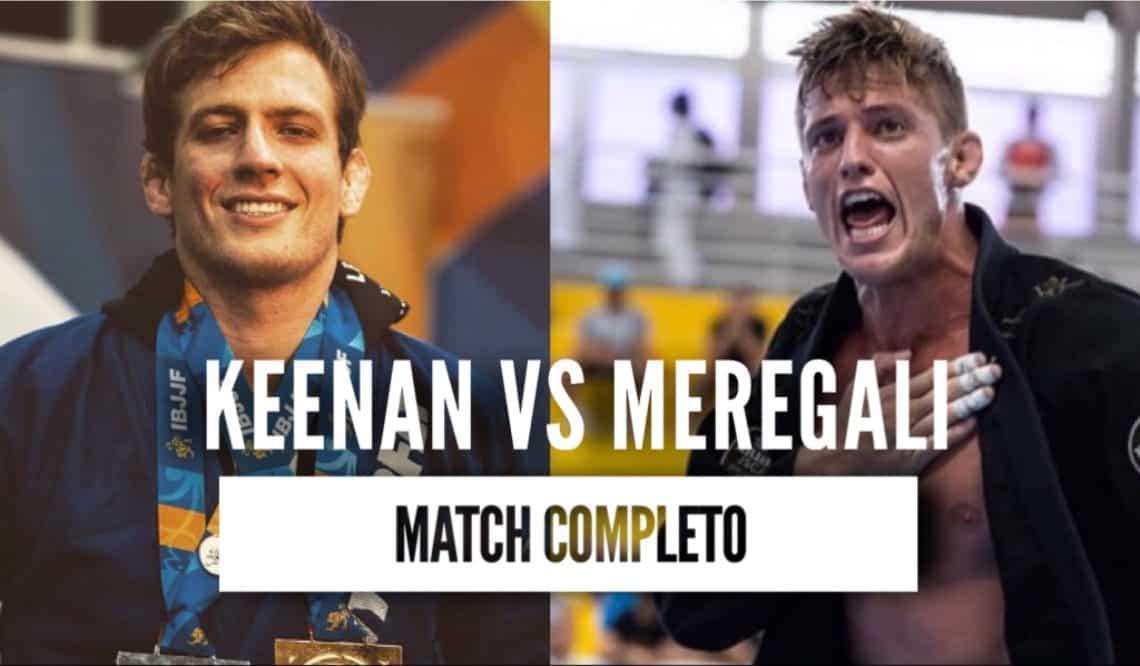 Video: Keenan Cornelius vs Nicholas Meregali (Match Completo) 1