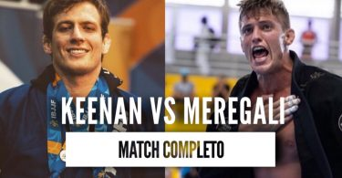 Video: Keenan Cornelius vs Nicholas Meregali (Match Completo) 4