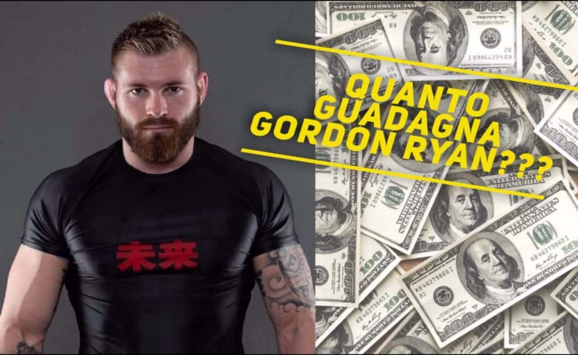 Gordon Ryan rivela come e quanto si guadagna nel BJJ 1