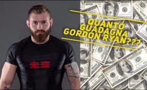 Gordon Ryan rivela come e quanto si guadagna nel BJJ 2