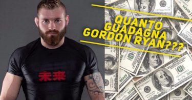 Gordon Ryan rivela come e quanto si guadagna nel BJJ 11