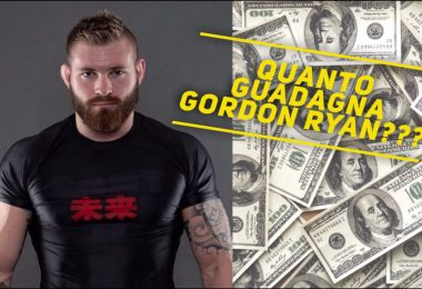 Gordon Ryan rivela come e quanto si guadagna nel BJJ 7