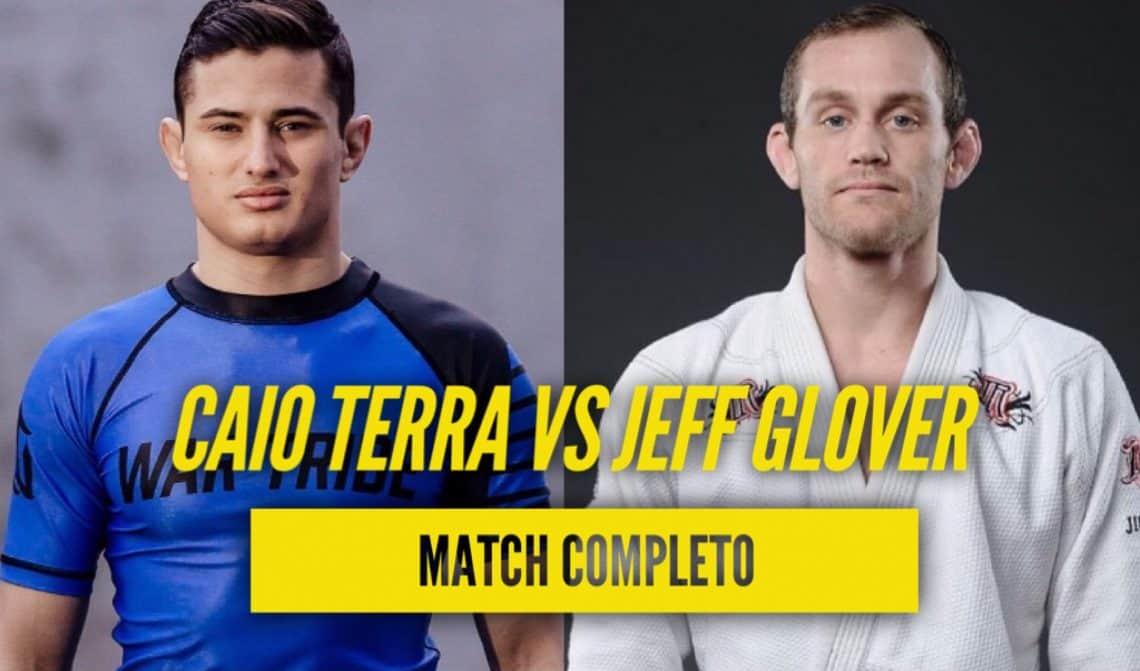 Video: Caio Terra vs Jeff Glover 1 (Match Completo) 1