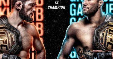 Risultati UFC 254: Khabib vs. Gaethje 7