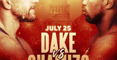 Kyle Dake VS Frank Chamizo 5