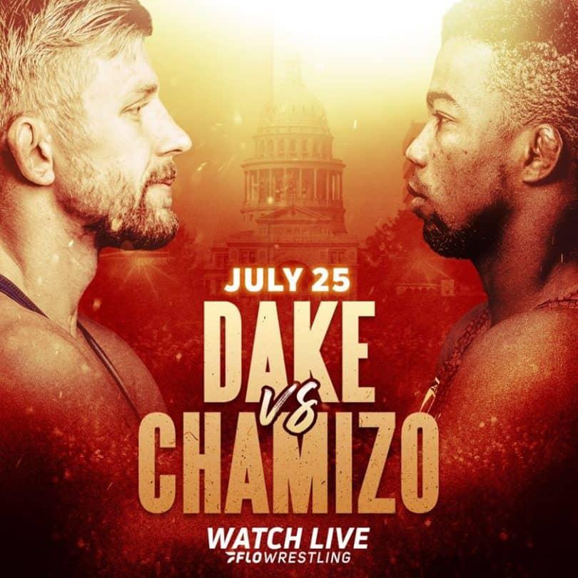 Kyle Dake VS Frank Chamizo 11