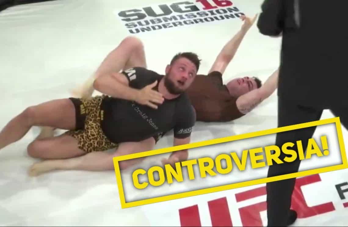 Risultati SUG 16: Controversia! Craig Jones perde (ma non perde) il titolo 1