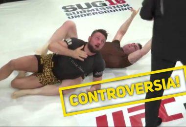 Risultati SUG 16: Controversia! Craig Jones perde (ma non perde) il titolo 10