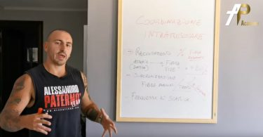 Alessandro Paternò - Corso di Combat Conditioning Training Master 4