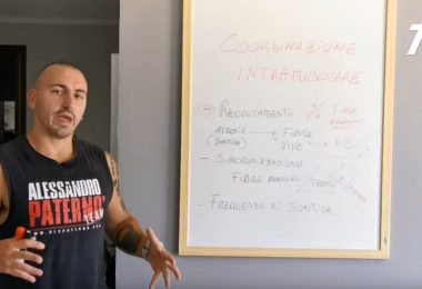 Alessandro Paternò - Corso di Combat Conditioning Training Master 8