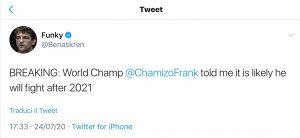 """Ben Askren: """"Frank Chamizo andrà nelle MMA dopo le Olimpiadi 2021"""" 2"""