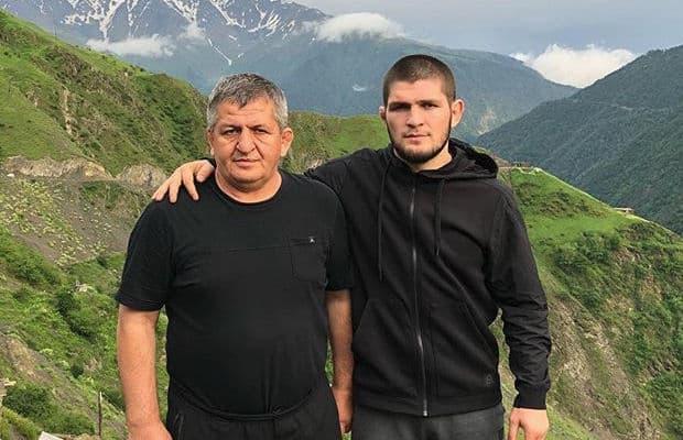 Abdulmanap Nurmagomedov, padre di Khabib e Allenatore di una generazione ci lascia a 57 anni 1