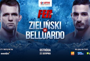 """DANILO BELLUARDO: """"VOGLIO TORNARE IN UFC"""" 29"""