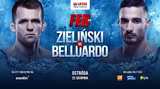 """DANILO BELLUARDO: """"VOGLIO TORNARE IN UFC"""" 1"""