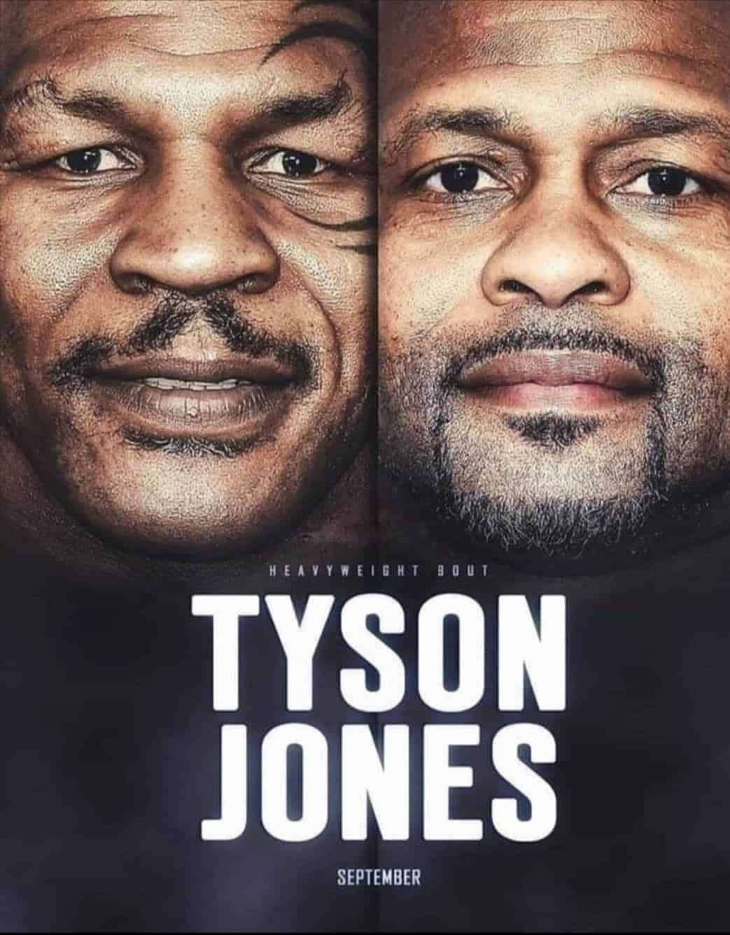 The Mike Tyson vs Roy Jones Jr. 1
