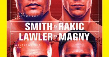 Risultati UFC Fight Night 175: Smith vs. Rakic 10