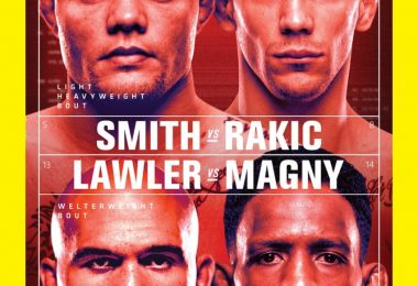 Risultati UFC Fight Night 175: Smith vs. Rakic 16