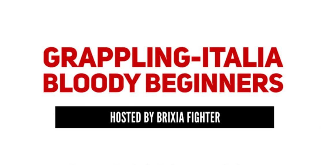 Ripartono le gare di BJJ in Italia: ritorna il Grappling-Italia Bloody Beginners 1