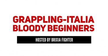 Ripartono le gare di BJJ in Italia: ritorna il Grappling-Italia Bloody Beginners 16