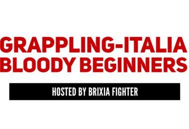 Ripartono le gare di BJJ in Italia: ritorna il Grappling-Italia Bloody Beginners 10
