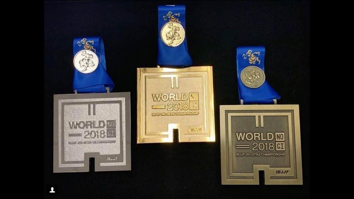 Tutti gli italiani che hanno vinto un Mondiale di Jiu Jitsu (aggiornato 2021) 1