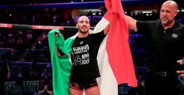 Ufficiale: cinque italiani nella card Bellator Milano del 26 Settembre 1