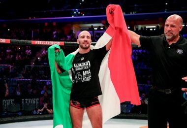 Ufficiale: cinque italiani nella card Bellator Milano del 26 Settembre 3
