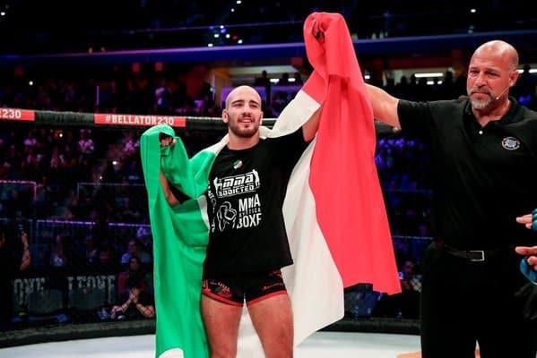 Ufficiale: cinque italiani nella card Bellator Milano del 26 Settembre 6