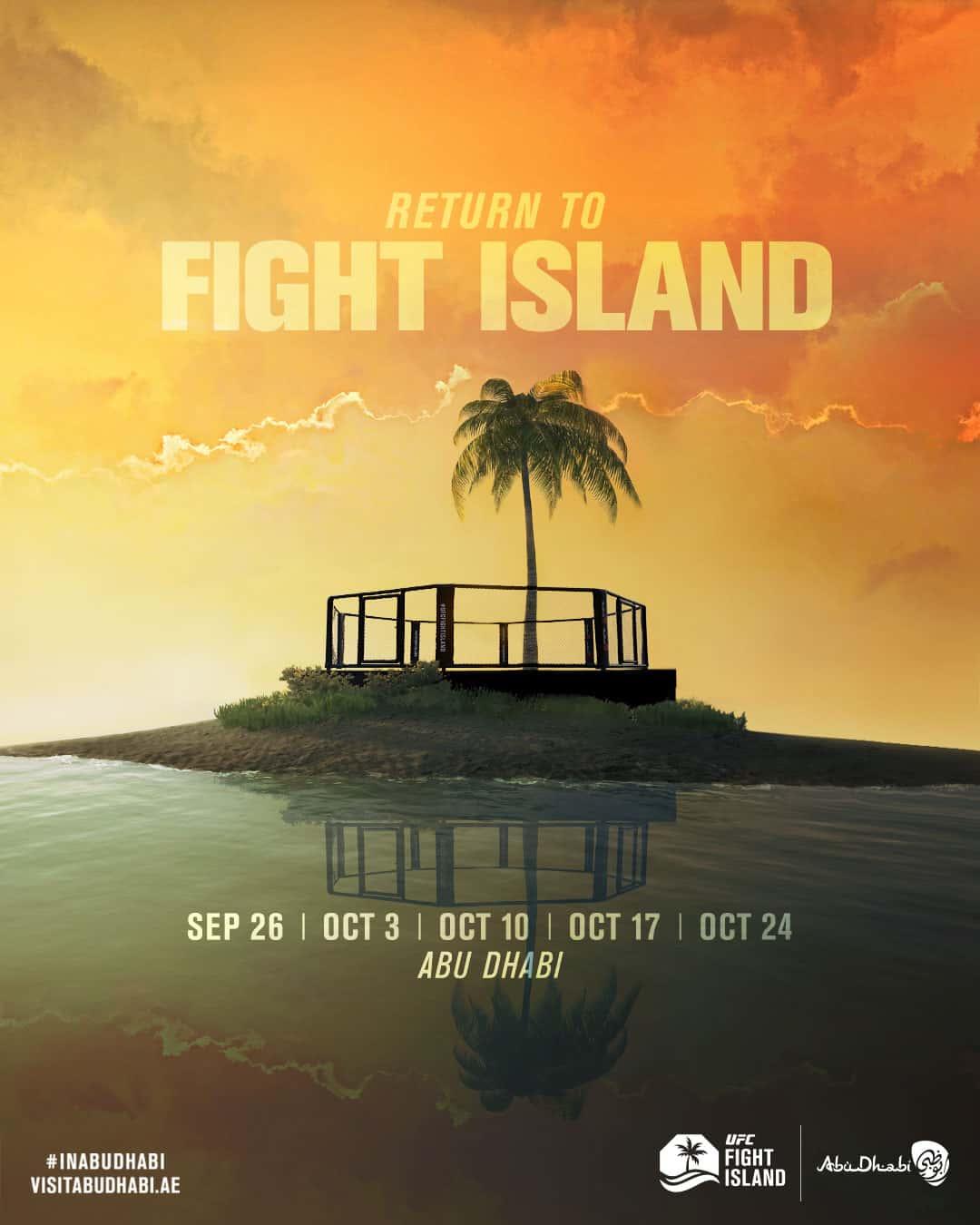 Return to Fight Island 5