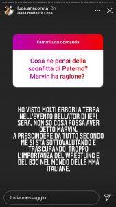 """Anacoreta: """"Wrestling e BJJ trascurati nelle MMA italiane"""" 3"""