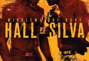 Risultati UFC Fight Night 181: Anderson Silva vs Uriah Hall 12