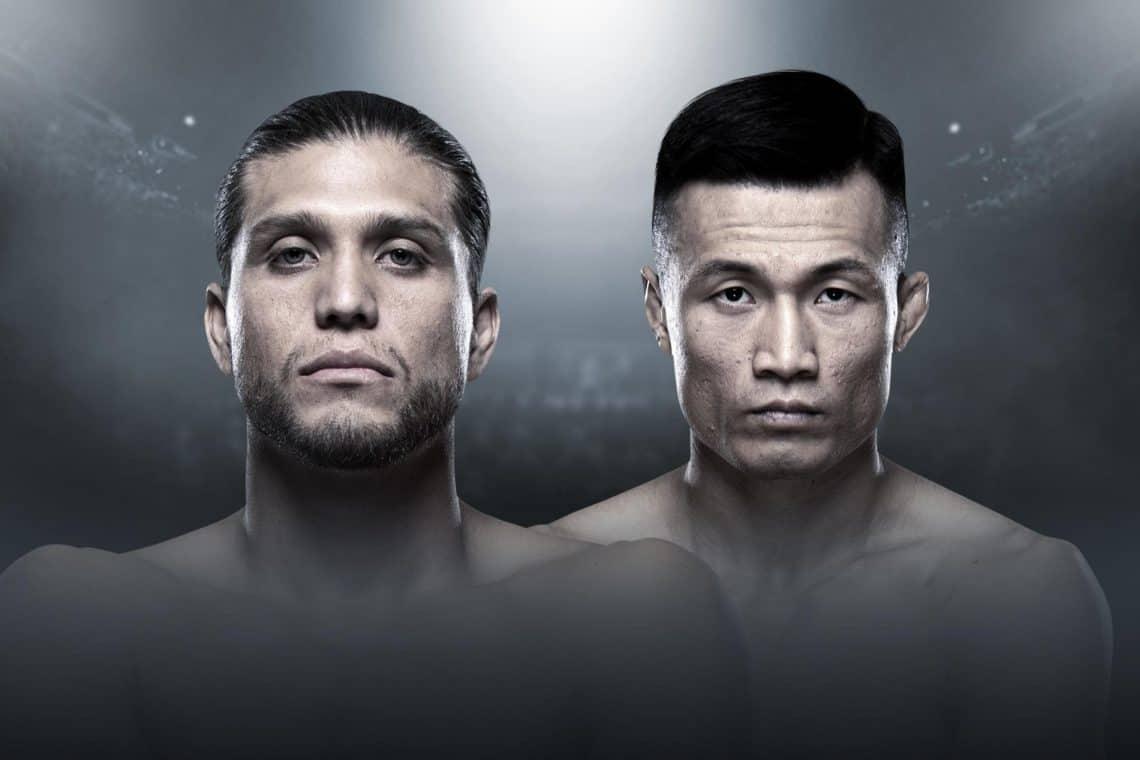 UFC Fight Night 180: Ortega vs The Korean Zombie 1