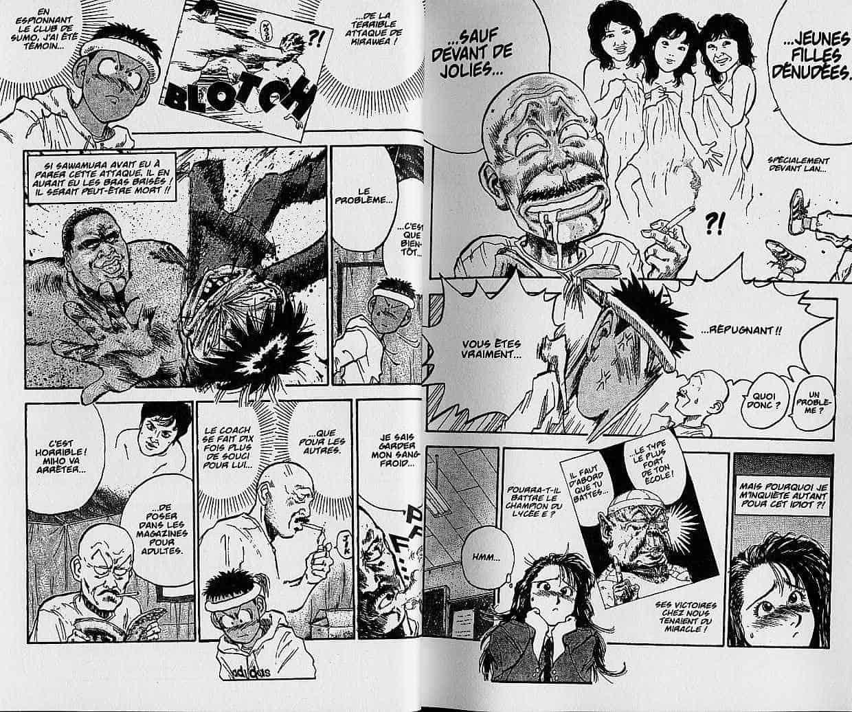 Schiaffi di carta: Noritaka il re della distruzione 6