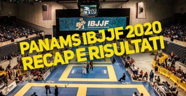 Recap e Risultati del Panamericano IBJJF 2020 27