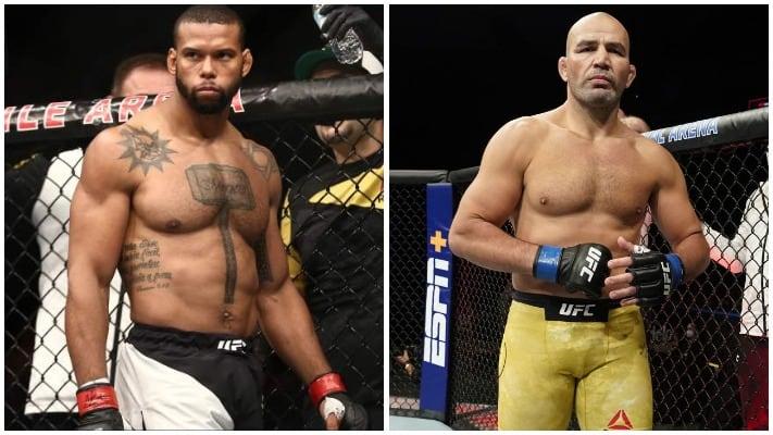 UFC Fight Night 182: Thiago Santos vs Glover Teixeira 1
