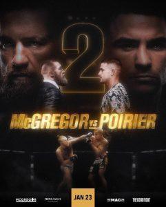 McGregor-Poirier 2: dove vederlo, orario, streaming e tutte le info 2